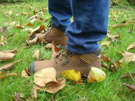 ©Rouchette, gamme de chaussures de sécurité