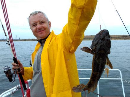 рыболовный в южном порту