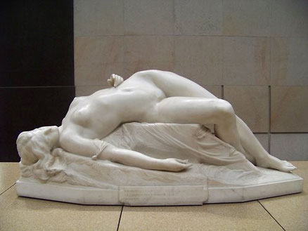 M. Schoenewerk - La Jeune Tarentine - Musée d'Orsay, Paris