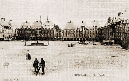 Charleville, Place Ducale