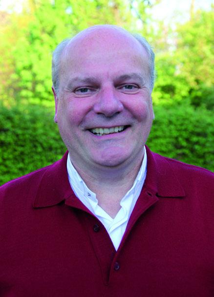 Pfarrer Matthias Schmid // Foto: Schmidt