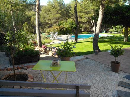 chambre d'hôtes la Raucoulière, Aix-en-Provence/Marseille