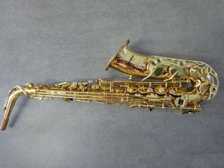 Saxophon Yamaha 62 purple logo gebraucht