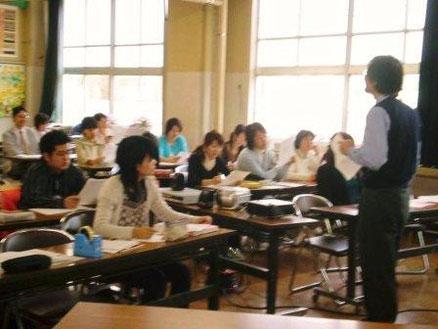 2009.4.22 新井小 CRT Seminar