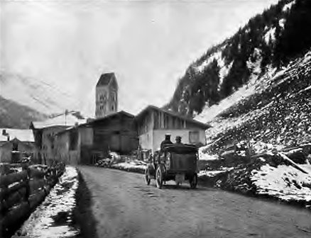 Auf der Höhe des Brenners Quelle (2)