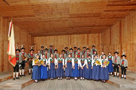 Musikkapelle Weißenbach im Ahrntal ©Musikkapelle Weißenbach