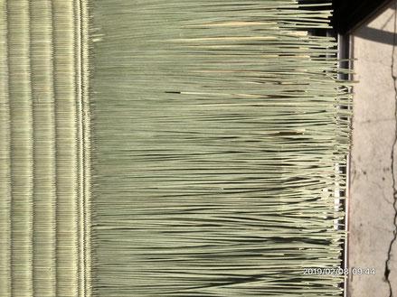 横浜市港南区の畳屋さん 内藤畳店 い草の1番草