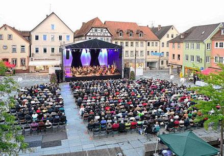 3. Mellrichstädter Musiknacht - 2016