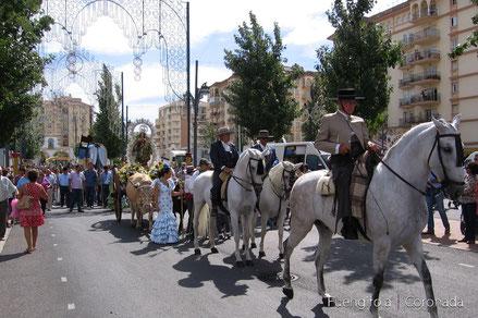 La romería en el recinto ferial (2010)