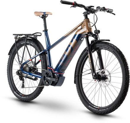 Husqvarna Cross Tourer e-Bikes 2020