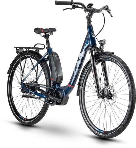 Husqvarna Eco City e-Bikes 2020