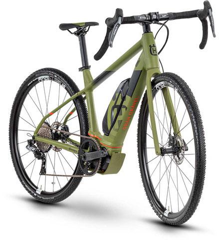 Husqvarna Gran Gravel e-Bikes 2020