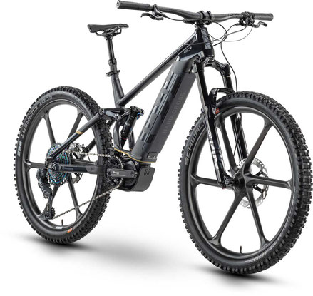 Husqvarna Mountain Cross e-Bikes 2020