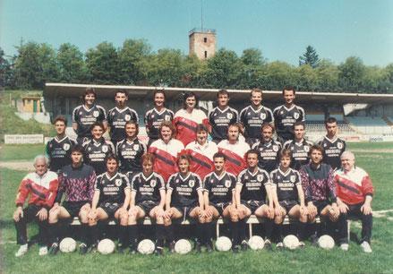 1990-91 Serie C2 La rosa