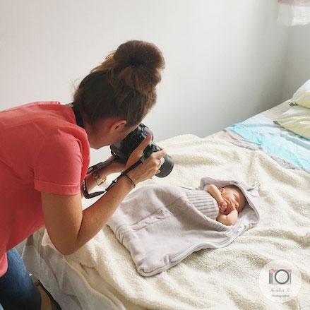 photographe nouveau né, séance photo, maternité, bébé