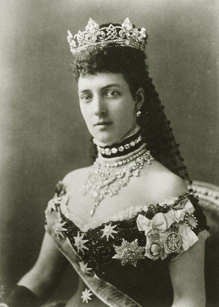 アレクサンドラ王女
