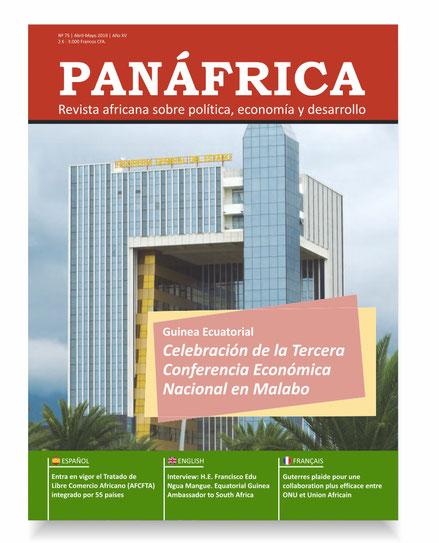 Panáfrica Nº 75
