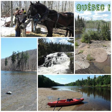 les plus belles visites au Quebec