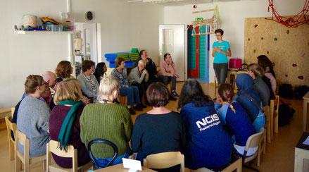 Drei Stunden Teamtag in der Kita: Quizspaß gemischt mit Kreativ- und Mitmach-Aufgaben