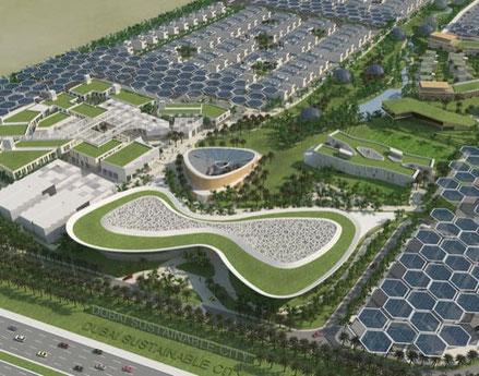 Ciudad sostenible de Dubai