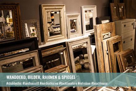 Wanddeko, Bilder, Rahmen & Spiegel | Krempel & Gedöns