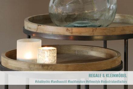 Regale & Kleinmöbel | Krempel & Gedöns