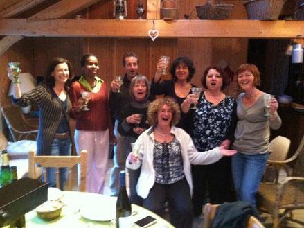 2ième promotion de l'Ecole de la Voix, formation de formateur en expression vocale