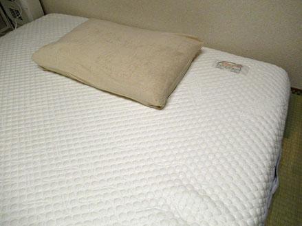 最高級の寝心地 マニフレックス「モデルローマ」 (セミダブル・ダブルサイズあります)高反発ベッドマットレス / マニステージ福岡