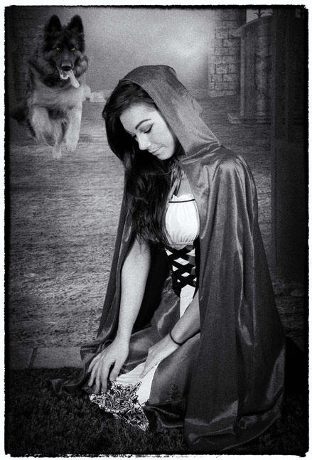 Arthur - Foto 13 - Red Riding Hood meets the wolf