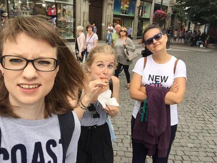 Летняя школа в Праге Ahoj!Student