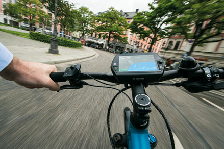 Bosch Nyon e-Bike Display All in One Computer