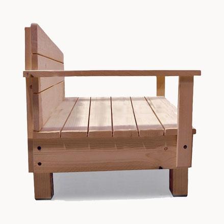 fauteuil jardin bois