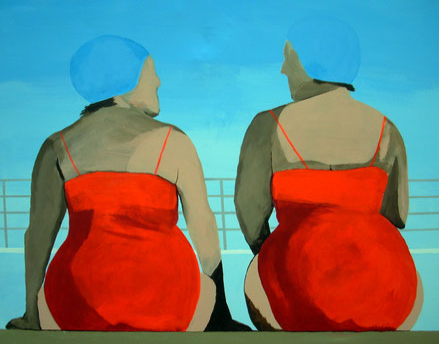 Backside, 2011 (private Sammlung)