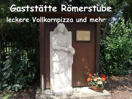 Sironastatue in Hochscheid
