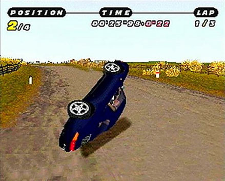 Need for Speed: Porsche (2000)
