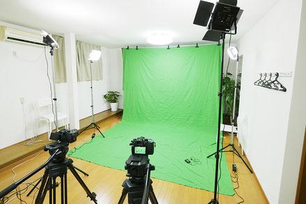 3F 簡易スタジオとしても使用しています
