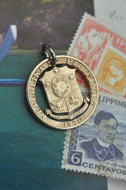 Münzsägewerk Katrin Thull | Philippinen - Wappen