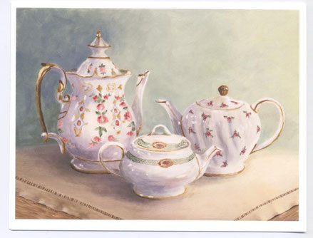 """Tea For Three"""
