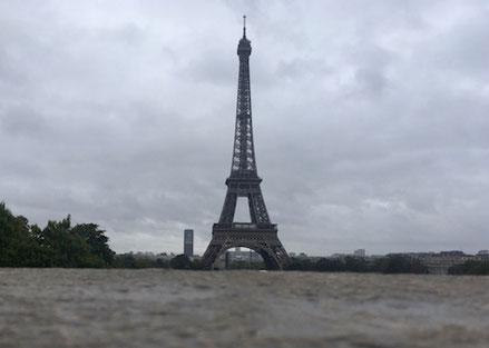 Eiffelturm, Paris, Trocadéro