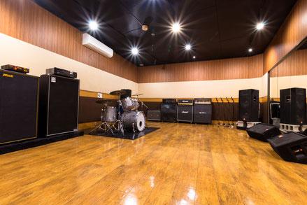 Lスタジオの紹介(福岡 音楽堂PLUM)