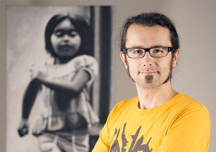 Christian Ristau ist Künstler aus Norddeutschland