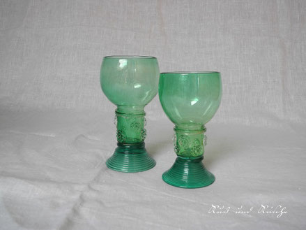 Römer Glas Barock 18. jahrhundert