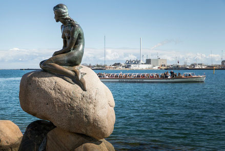 Copenhagen top things to do - Little Mermaid - Copyright  News Oresund