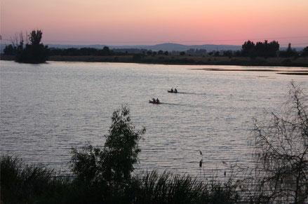 Canoeing Copyright ManuQC.