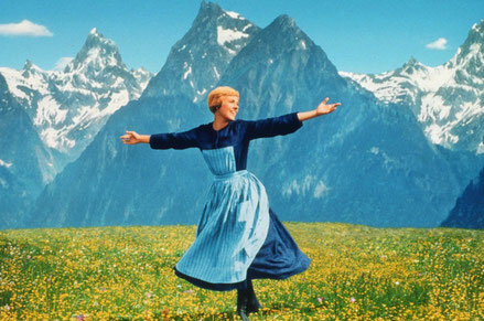 Salzburg top things to do - The Sound of Music