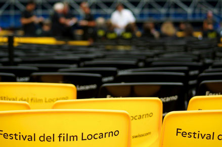 Locarno top things to do - Film Festival - Copyright  Luca Mascaro