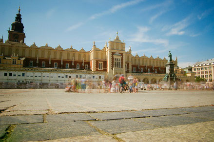 Krakow top things to do - Sukiennice - Copyright  William