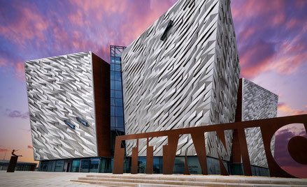 Best things to do in Belfast - Titanic Museum - copyright TitanicBelfast