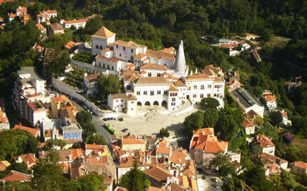 Sintra top things to do National Palace