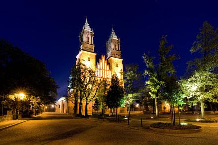 Poznan top things to do - Cathedral Island copyright Wojciech_Mania